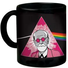 Mug Pink Freud - Cadeau Maestro