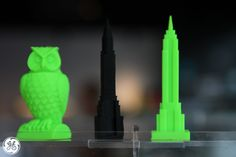 What would you make with a 3D printer?