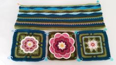 Stylecraft's Lily Pond CAL - By Sharon Blignaut