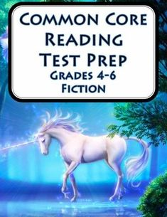 We modeled this test prep material after Common Core Standardized Reading Examinations that have been piloted and administered nationwide. You will find that these fiction passages and questions will mimic the intensity that your students will encounter on this year's Common Core Standardized Exams.