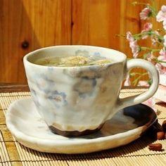 $15.32 Department of Forestry / Japanese style / handmade purple cherry Monogatari coffee cup suit / green tea / chrysanthemum tea cup-ZZKKO