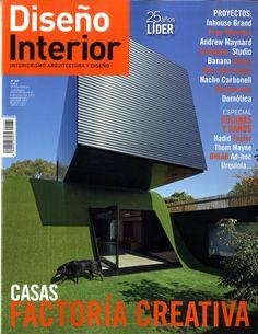 Diseño interior núm.287/2016 http://www.revistadisenointerior.es/ http://cataleg.upc.edu/record=b1088122~S4*cat