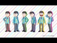 『おそ松さん』の6つ子が揃ってfigmaで登場! - YouTube