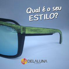 Olha só esse detalhe de um dos nossos óculos. É só na Delaluna mesmo! Venha conferir esses e muitos outros detalhes em uma de nossas lojas.