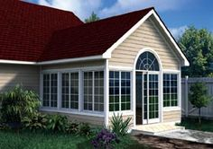 Room Additions Hip Roof And Family Room Addition On Pinterest