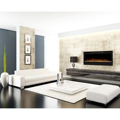 Staying #warm with style this #winter #fireplace by #dimplex #homedecor #home #interiordesign #baconsfurniture #decoratingideas