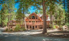 Mt. Lassen Lodge: Hat Creek fishing lodge. VRBO.com #479385 - 5-Star Secluded Luxury Lodge~ Firepit and Hot Chocolate!