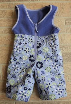 63f1ab02f Columbia Omni Shield Bib Snow Suit Pants Baby Girl 6 Months Blue Purple  Floral #Columbia