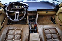 Citroen CX - Interiør