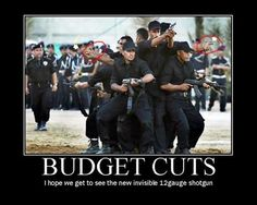 Budget Cuts - The newest addition in Paper, Rock, Scissors.