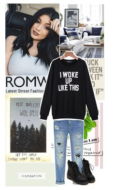 """""""Untitled #3"""" by fashion-in-poly ❤ liked on Polyvore featuring Belle Vie and romwe"""