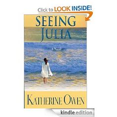 NEW book cover for Seeing Julia