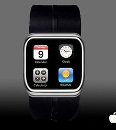 iWatch Coming in 2013
