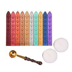 Antike Siegellack Stangen ohne Docht Retro Löffel und Kerzen für Retro Vintage Wachs Siegel Stempel, 13 Stück, http://www.amazon.de/dp/B01L1HJBAA/ref=cm_sw_r_pi_awdl_xs_xwycAbGCJ0CR4