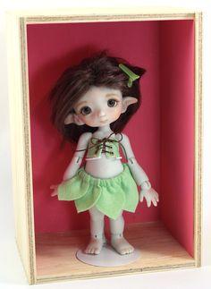 MDCC 2015- Linda Macario, Grey Penny Elf
