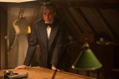 Daniel Day Lewis :taking care of business