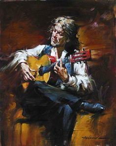 Andrew Atroshenko's Awesome Art - Pondly