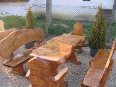 40 Foto di Tavoli da Giardino in Legno per Arredamento Esterno | MondoDesign.it