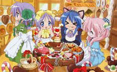 Lucky Star: Sweet