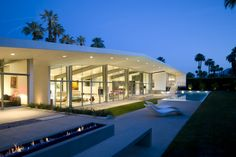 Gallery of Desert Canopy House / Sander Architects - 14
