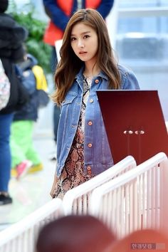 Kim So Eun attending H&M Event