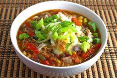 Fresh Tomato Chili with Taco Nut Meat - Ani Phyo: Health, Wellness, Raw Food & Detox Expert