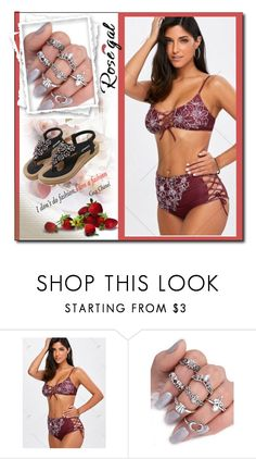 """""""ROSEGAL 56 / II"""" by ozil1982 ❤ liked on Polyvore featuring Chanel"""
