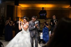 Kaisha + Quinton – Arena Stage – Washington, DC | 1-2-15 | Photo Cred: Photography by Steve and Jane | Wedding Coordinator | Simply Breathe Events #dcweddingplanner