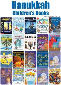 Hanukkah Children's Picture Books