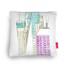Cold City Cushion