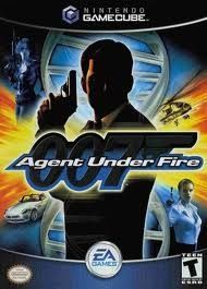 007 Agent Under Fire Gamecube Game Gamecube Games Video Game