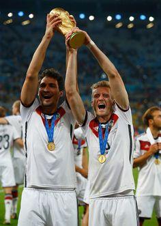 Mats Hummels - Germany v Argentina