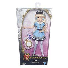 Disney Descendants Signature Ally of Auradon Prep daughter of Alice in Wonderland Disney Descendants Dolls, Descendants Wicked World, Disney Dolls, Lol Dolls, Barbie Dolls, American Girl Doll Movies, Dc Superhero Girls Dolls, Barbie Chelsea Doll, Hello Kitty Rooms
