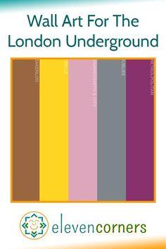 Geometric abstract art for London Underground stations - geometric artworks for London Tube stations. Abstract geometric prints and wall art. #elevencorners #londonunderground #abstractart #art #geometricart #wallart #geometric #london Geometric Artwork, Geometric Designs, Abstract Wall Art, London Underground Tube Map, Reading London, Next London, Personalised Prints, Block Patterns