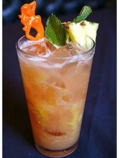 50 Tastiest Summer Cocktails: Guava Pineapple Lemonade
