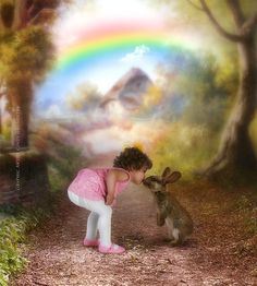 Happy Easter my friends by CindysArt.deviantart.com on @deviantART