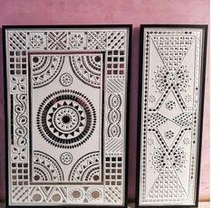 Clay Wall Art, Mirror Wall Art, Mural Wall Art, Hanging Wall Art, Clay Art, Murals, Resin Art, Wall Hangings, Wall Decor Crafts
