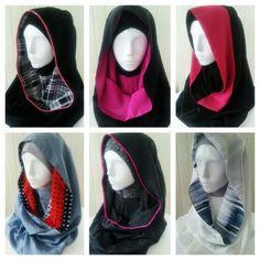 Instant or easy to wear hijab shawl by sandywest. Sandywestshawl