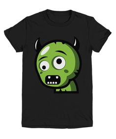 Awesome shirt for the kid who loves zombies.