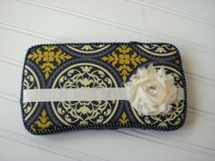 Travel Diaper Wipes Case   New Mom Gift  Baby by PreciousLittleTot, $13.00