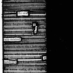 Fog For @blackoutpoetrychallenges Bit too vigilant with my lines but ah well! #blackoutchallenges #poetrycommunity #newspaperpoem #erasurepoetry #blackoutpoetry #amwriting #poetry #newspaperblackout #newspaperpoetry #blackoutpoem #blackoutcommunity #makeblackoutpoetry #writersofig #poetsofig #artfromart
