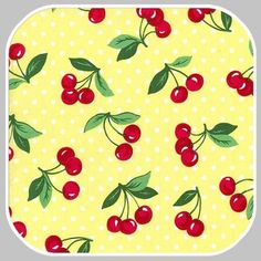 CHERRY DOT | YELLOW