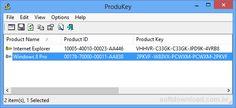 5 alternativas para recuperar serial de Windows