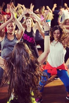 The science behind how Zumba and other dance workouts make you happier!