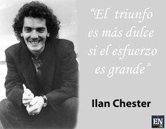 Ilan Chester, cantante venezolano.