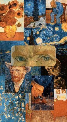 Fotos De Maria Pantaleon Em Wallpapers   Arte Van Gogh