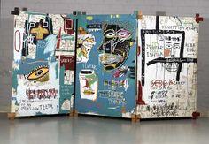 Warhol Basquiat Clemente |  Ménage à trois - Bundeskunsthalle ...