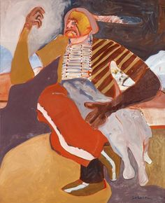 How Native American Artist Fritz Scholder Forever Changed the Art World | Arts & Culture | Smithsonian