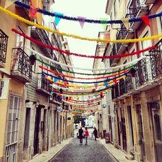 I Love Bairro Alto @ilovebairroalto Jun 18 2015   Bairro Alto pela manhã #goodmorning #santospopulares #bairroalto #lisboa #lisbon #portugal by lbernardobarreto