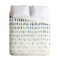 All That's Left Are Traces Duvet Cover | dotandbo.com